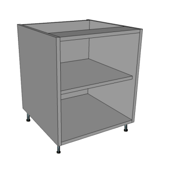 Single Door Bedside Cabinet