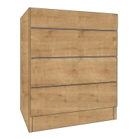 Chest of Drawers type C