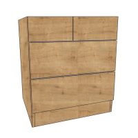 Chest of Drawers type B