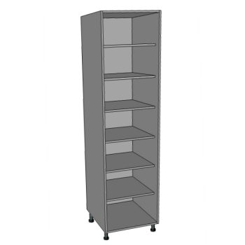 Fully Shelved Wardrobes, 5 adjustable shelves