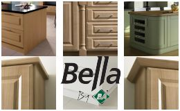 Bella Doors range Matching Panels