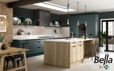 Bella Kitchen/Bedroom Doors range
