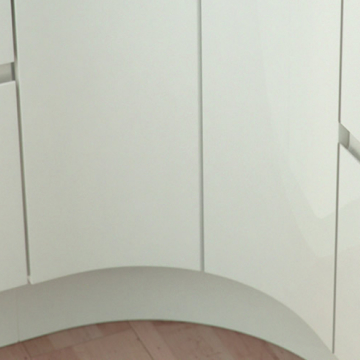 Lacarre Internal Curved Plinth