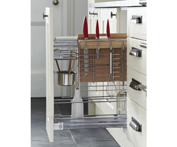 Multi-Purpose Pull Out Storage System