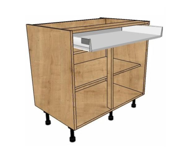 1000 drawerline unit 1 metabox drawer bestq kitchens for 600 kitchen drawer unit