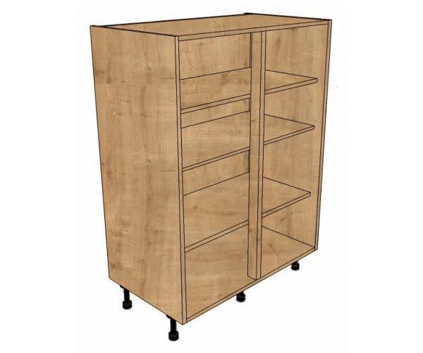 1200 midi larder unit 1250mm high bestq kitchens for Kitchen cabinets 1200mm