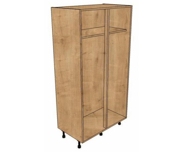 900 broom cupboard unit 1825mm high bestq kitchens for Kitchen cabinets 900mm wide