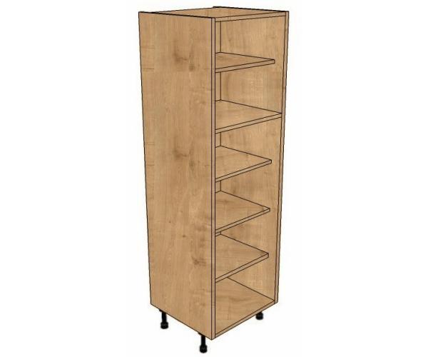 600 shelved larder cabinet 1825mm high bestq kitchens for 600 kitchen drawer unit