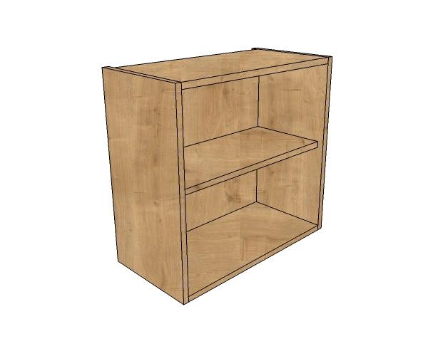 450 short wall unit diy kitchen units for Large kitchen wall units