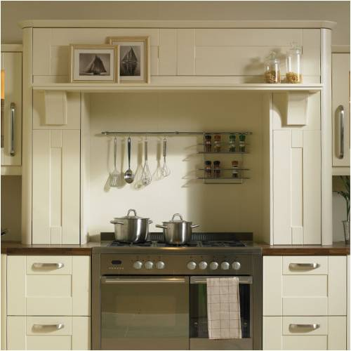 Bella narrow shelf mantle kit bestq kitchens for Kitchen cabinets 900mm wide