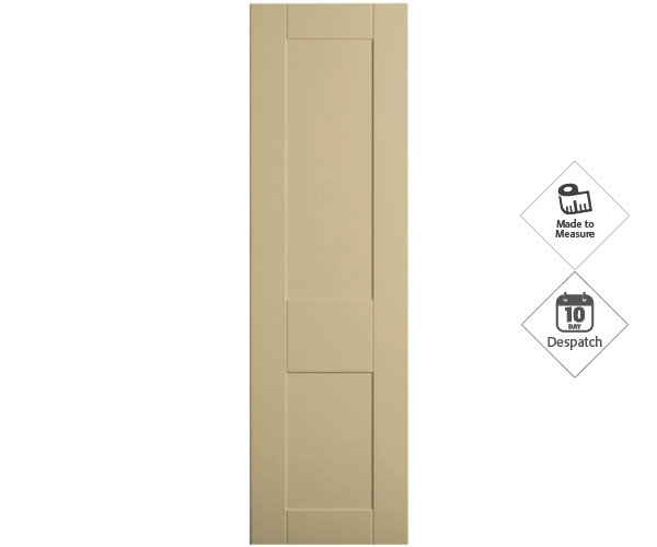 Warwick Stone Grey Bedroom Doors