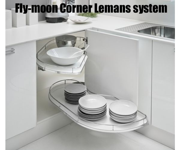 Fly Moon Corner Pull Out Le-Mans System