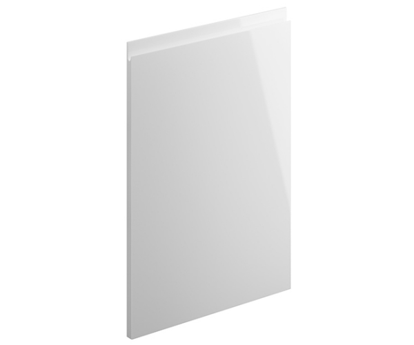 Lucente Handleless Gloss White Door