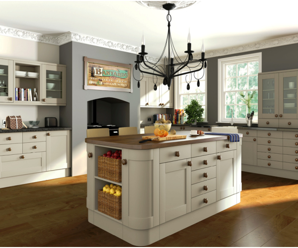 Wilton Oakgrain Mussel Kitchen